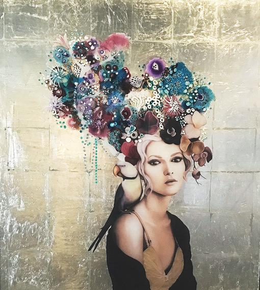 custom-made-art-glass-contemporary-wall-design-prints-artwork-sale-australia-panels-decor-hand-painted-girl-bird