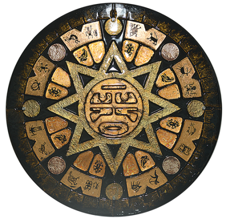 Aztec Shield