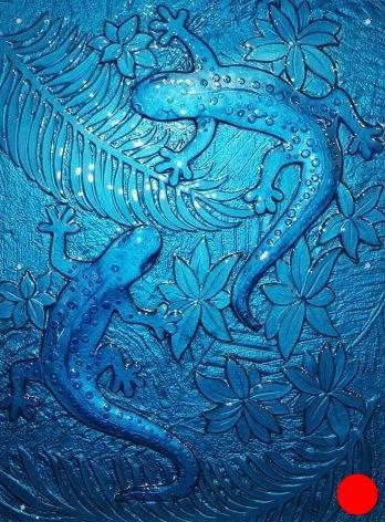 Blue Geckos