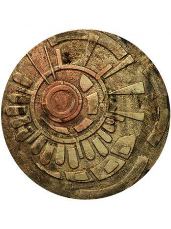 Metallic Circle
