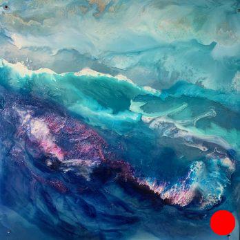 Crashing Ocean