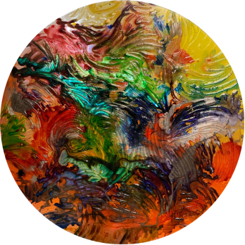Textured Colours Disc